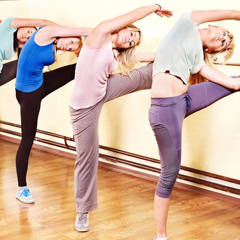 Neu! Barre-Workout